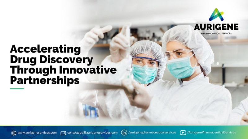 Accelerating Drug Discovery Through Innovative Partnerships