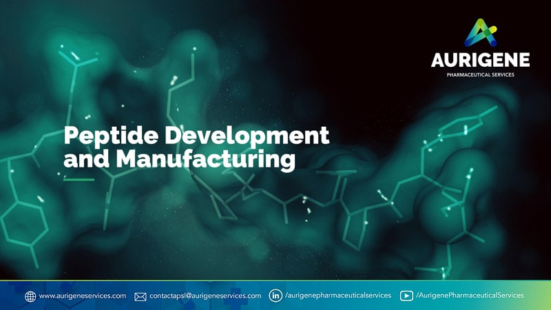 Peptide Development and Manufacturing